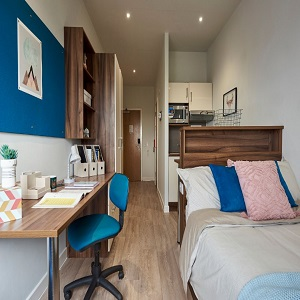 Different options of student housing